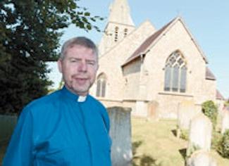 Interview vicar