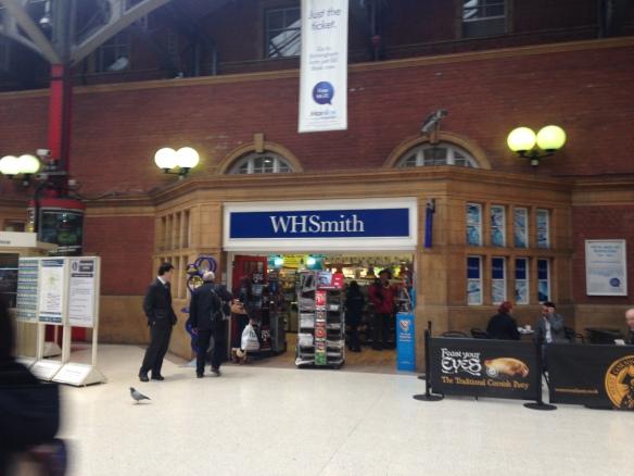 WHSmiths, Marylebone station