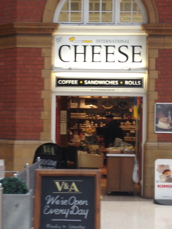 International Cheese shop