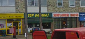 Buckden shops