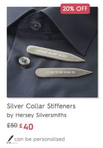 Sliver collar stiffeners