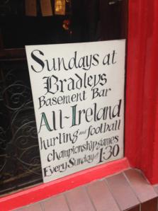 Bradley's Spirish bar