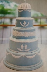 ornament cake, wedding cake magazine